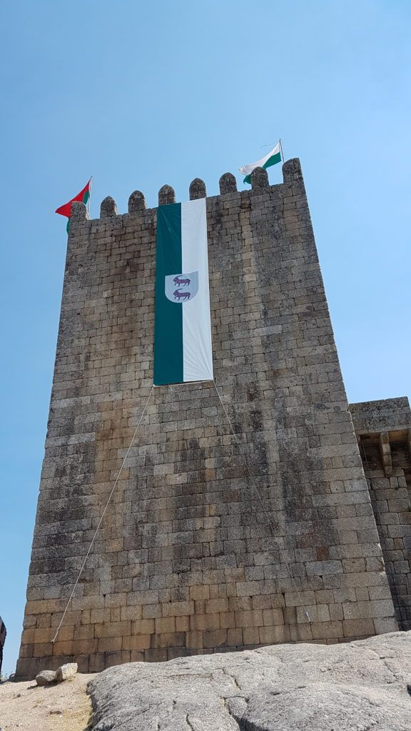 Castillo de Belmonte - Serra da Estrela - Las 12 mejores rutas en coche por Portugal