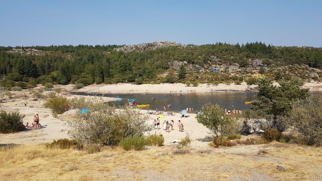 Lago Serra da Estrela