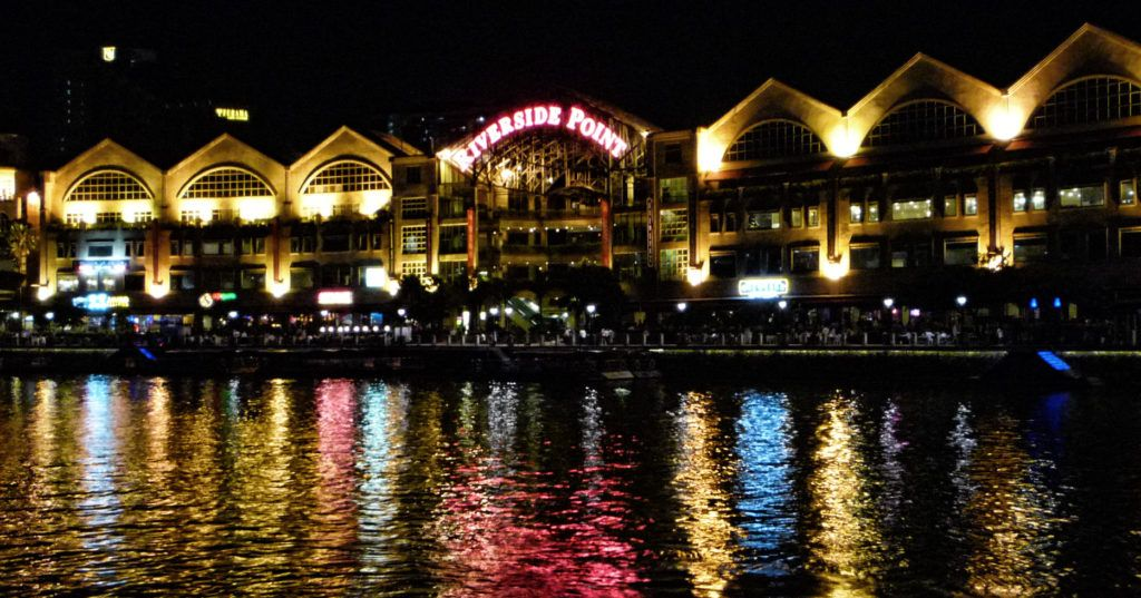 Riverside Point - Singapur
