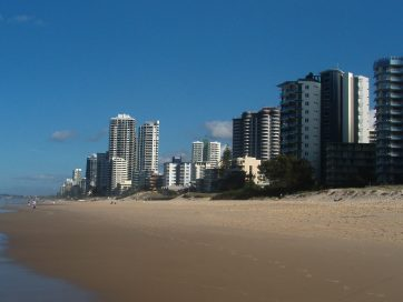 Gold Coast, el Miami australiano