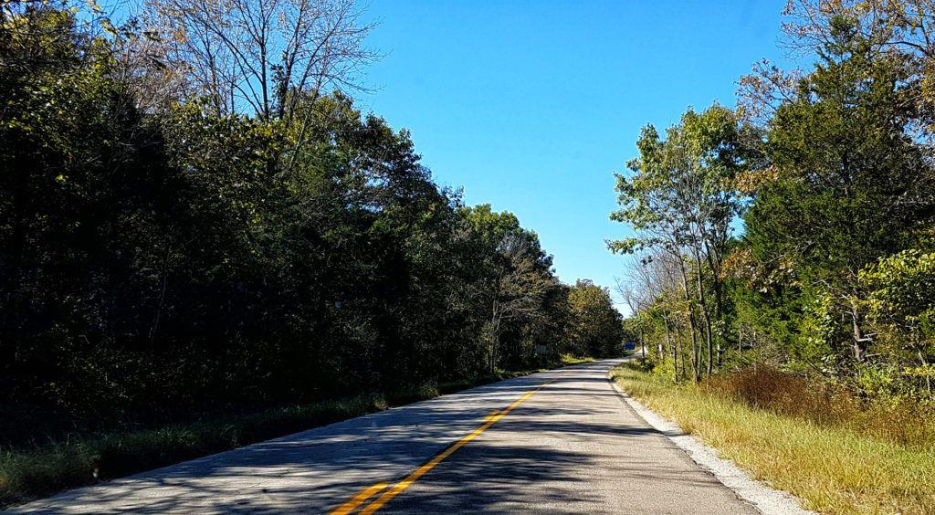 Etapa 4 de la Ruta 66: últimos kilómetros de Missouri - vuelo retrasado