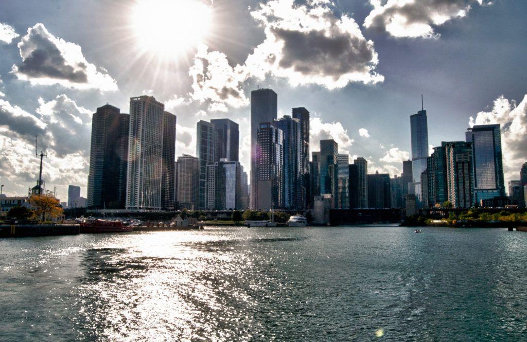 Vistas desde Navy Pier - Qué ver en Chicago