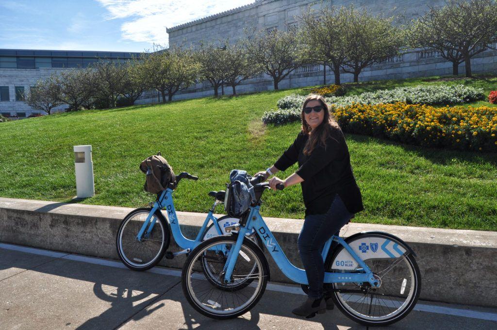 No lo dudes... ¡Alquila una bici! - Qué ver en Chicago