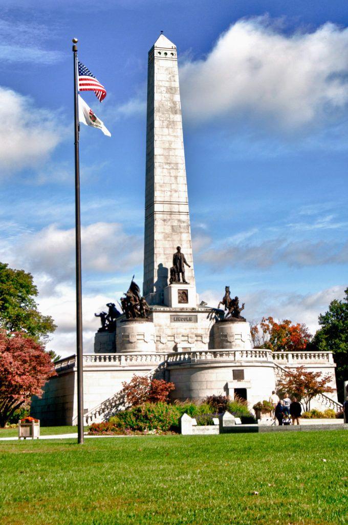 Etapa 2 de la Ruta 66: Monumento a Lincoln