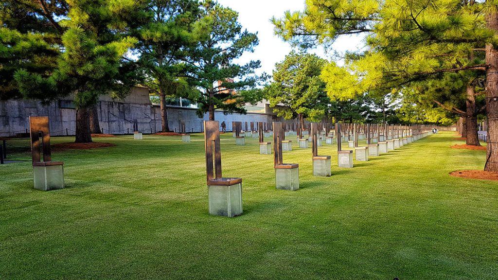 Etapa 5 de la Ruta 66: Memorial de Oklahoma City