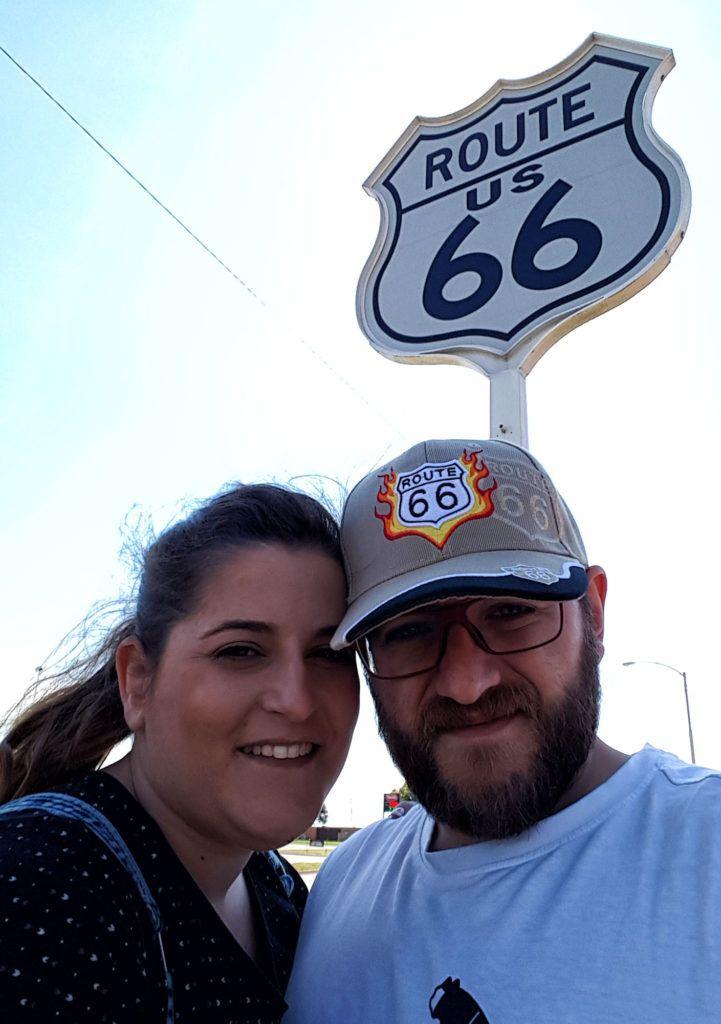 Etapa 5 de la Ruta 66: Mueso de la Ruta 66 en Clinton