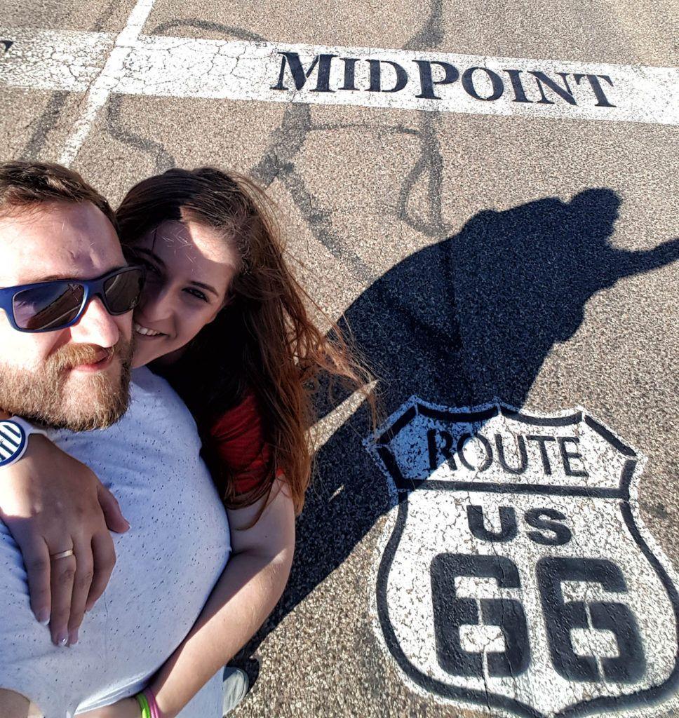 Etapa 6 de la Ruta 66: MidPoint en Adrian