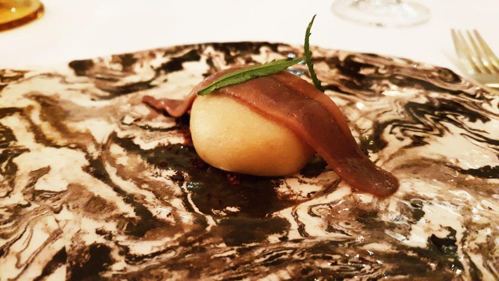 La Candela Resto - Huancaina Potato