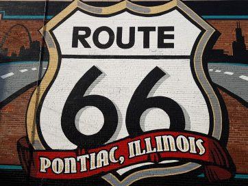 Guía de la Ruta 66   Etapa 1: Chicago (IL) – Springfield (IL)