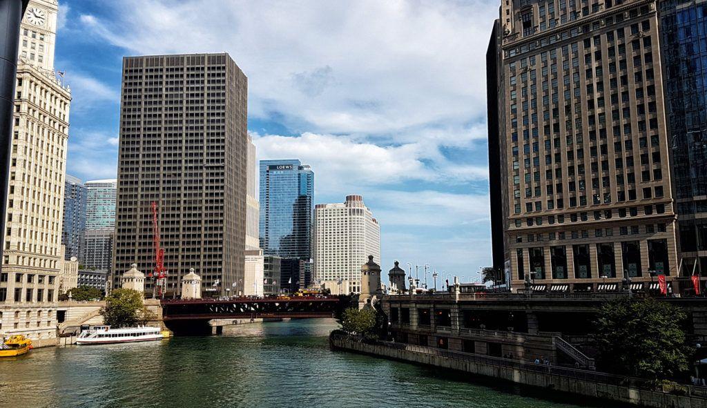 Orilla del río - Qué ver en Chicago
