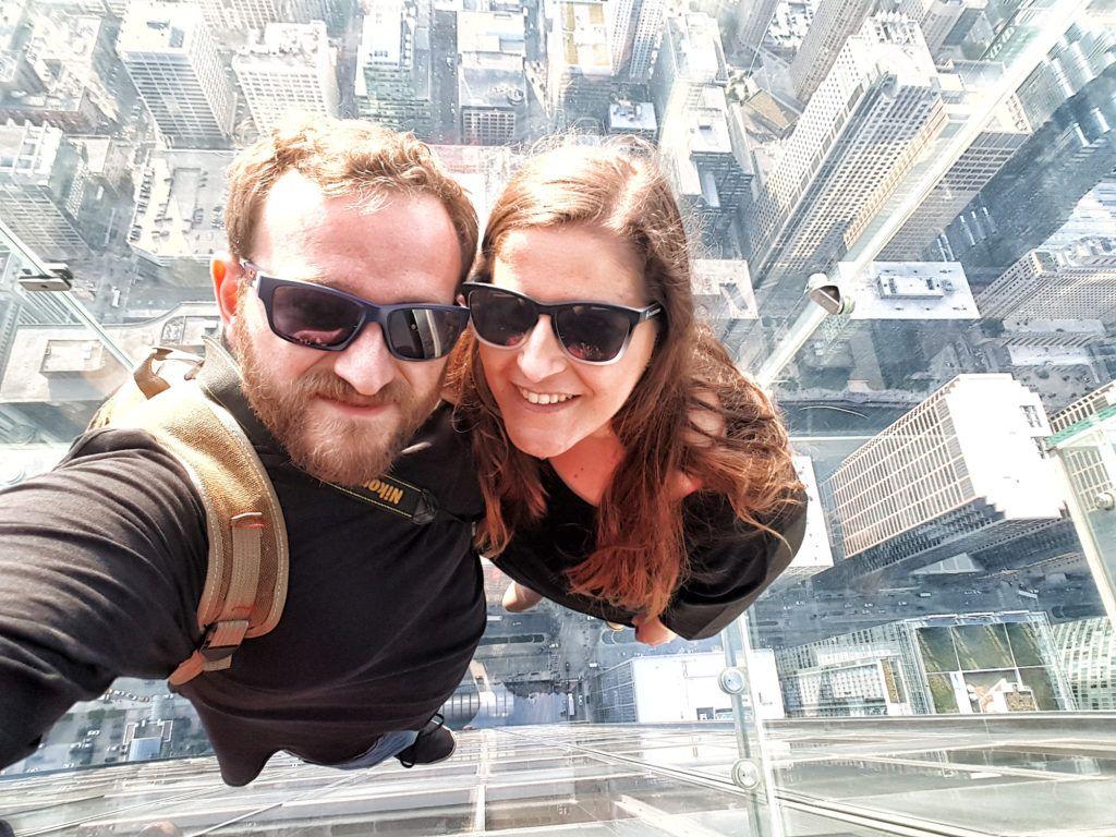 Vistas desde la Willis Tower - Qué ver en Chicago