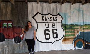 ¿Cuántos estados cruza la Ruta 66?