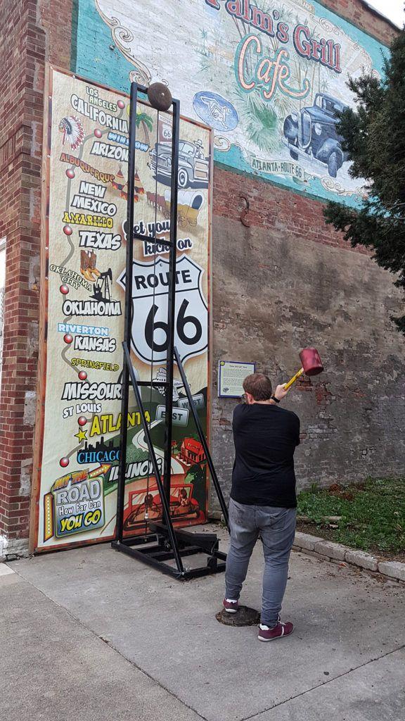 Etapa 1 de la ruta 66: Atlanta