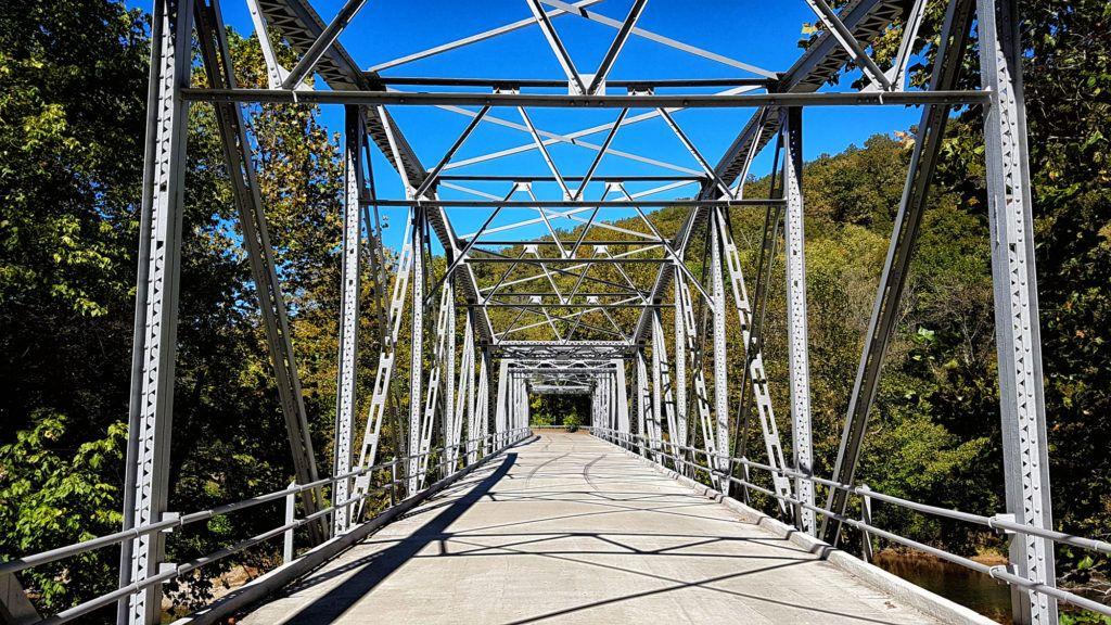 Etapa 3: uno de los puentes que encontrarás en esta etapa