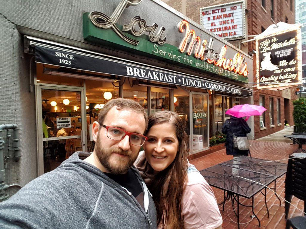 Desayuno en el histórico Lou Mitchel's - Qué ver en Chicago