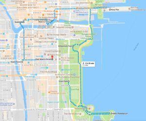 Ruta por Chicago - Día 1