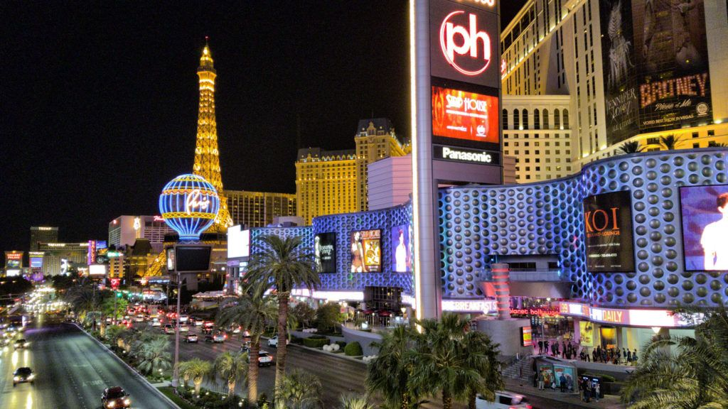 Guía de la Ruta 66 - Las Vegas