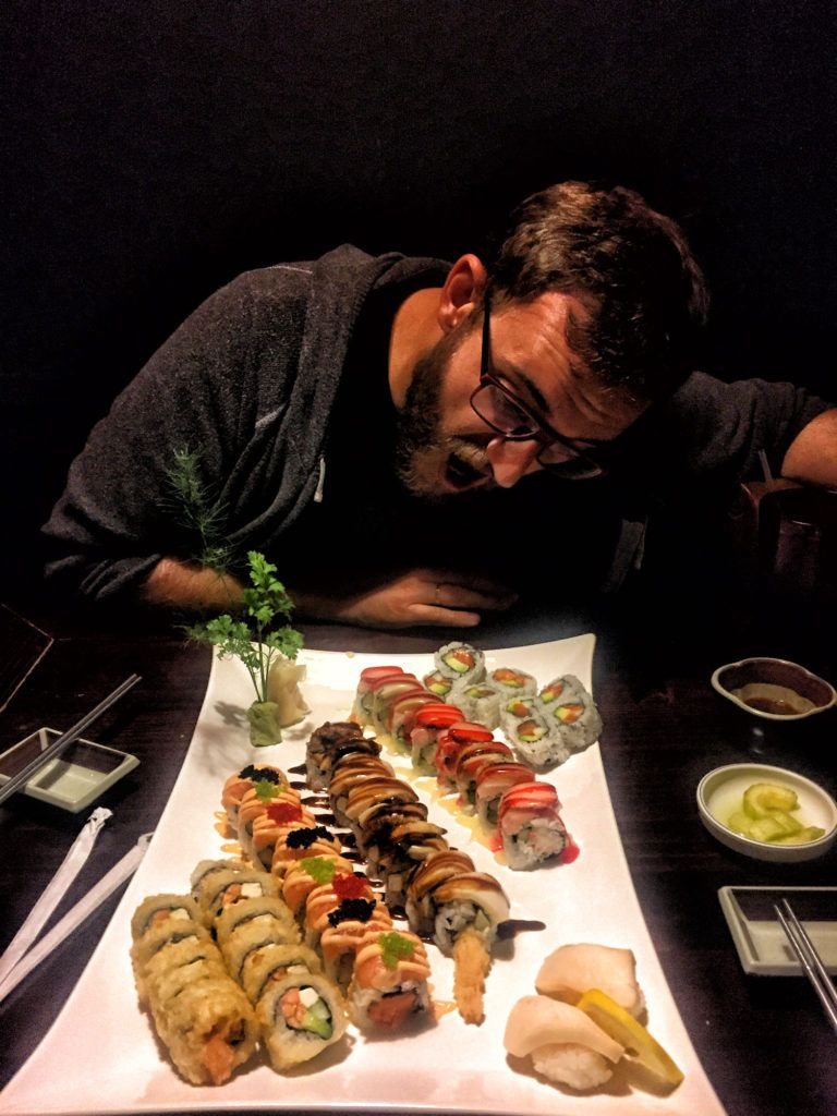 Dónde comer en la Ruta 66: Wayo Sushi