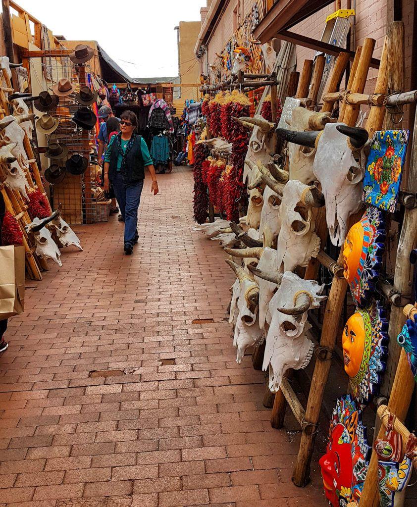 Tiendas en Santa Fe