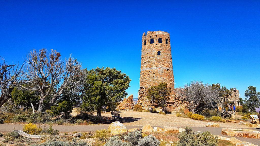 Etapa 9 de la Ruta 66: Gran Cañón del Colorado