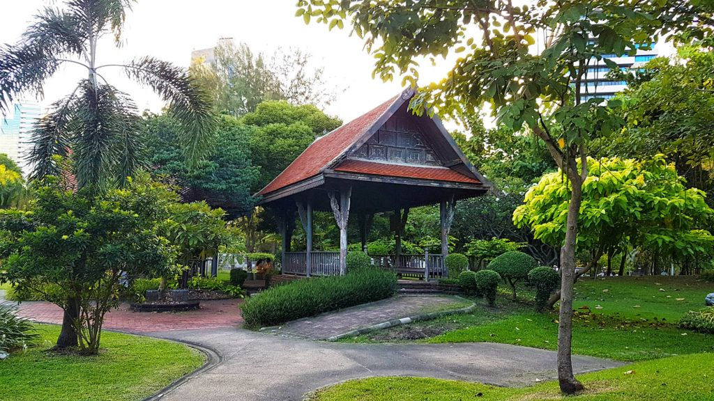 Qué ver en Bangkok en 3 días: Lumphini Park