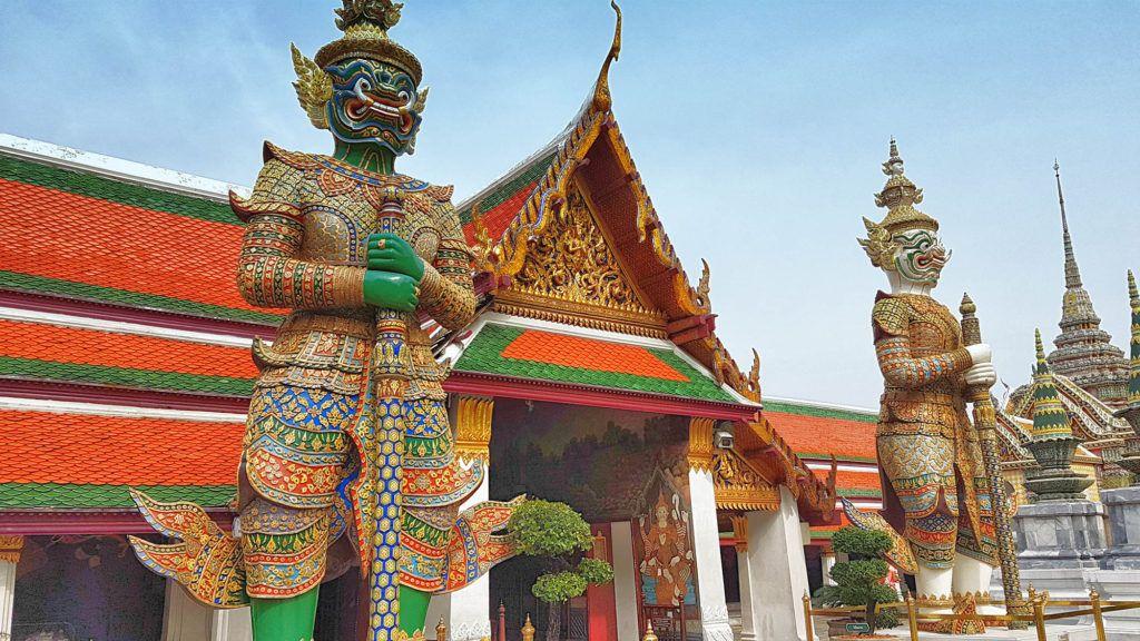 Guía de Tailandia: Grand Palace de Bangkok