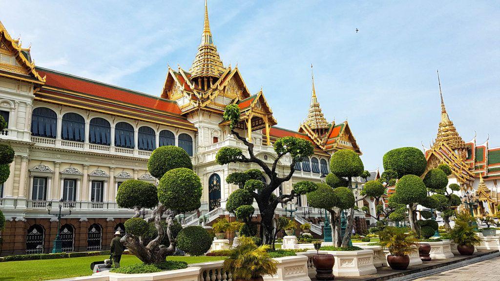 Qué ver en Bangkok en 3 días: Grand Palace Cómo ir de Koh Samui a Bangkok