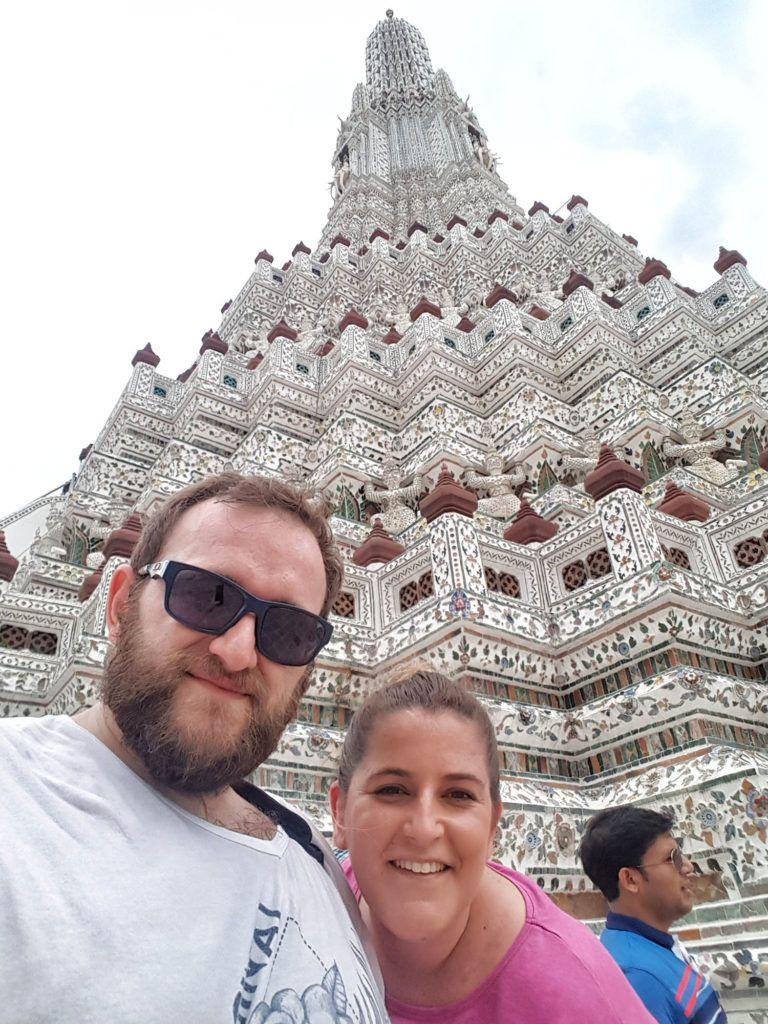 Qué ver en Bangkok en 3 días: Wat Arun