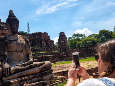 Qué ver en Ayutthaya en un día [GUÍA + MAPA + ITINERARIO + VÍDEO]