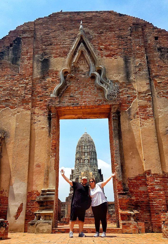 Qué ver en Ayutthaya: Wat Ratchaburana
