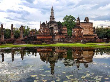 Qué ver en Tailandia [MAPA + IMPRESCINDIBLES]