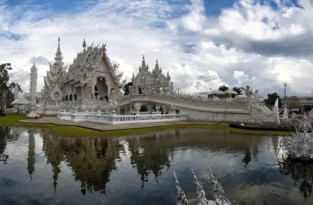 Guía de Tailandia: Templo blanco de Chiang Rai