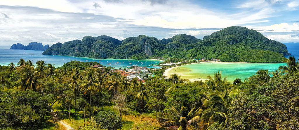 Guía de Tailandia: Point View en Phi Phi Qué hacer en Phi Phi