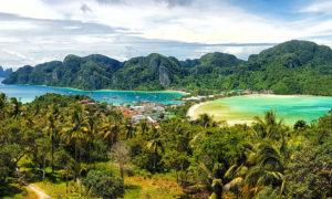 Qué hacer en Phi Phi en tres días [VÍDEO]