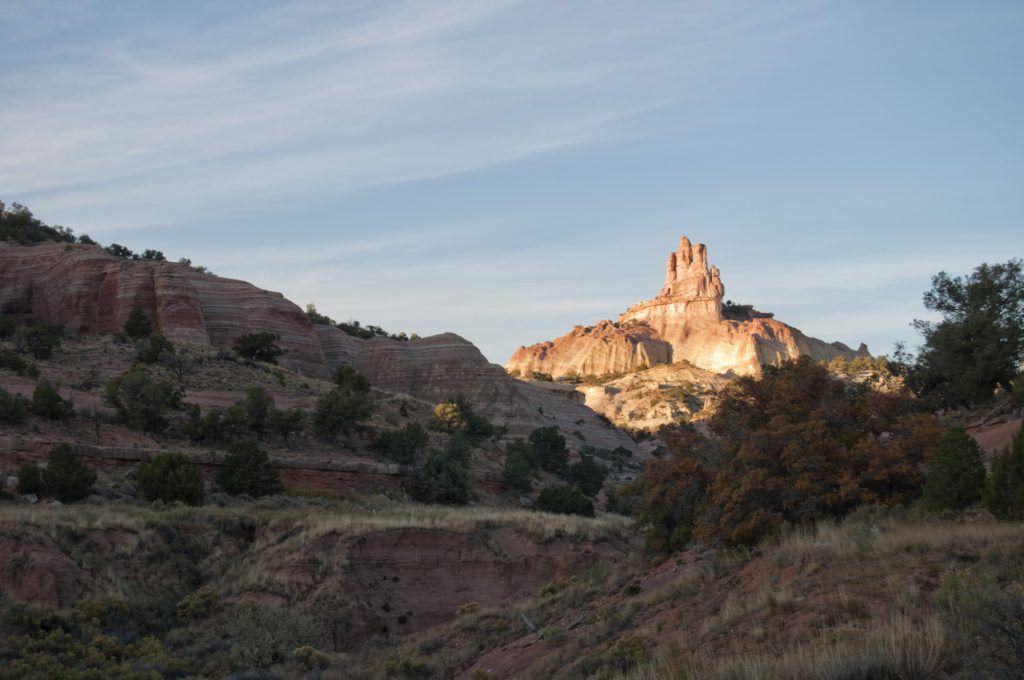 Etapa 7 de la Ruta 66: Church Rock en Gallup
