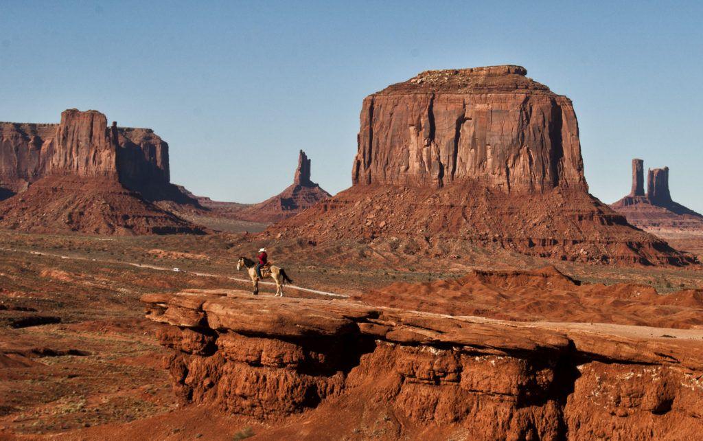 Parques Nacionales EEUU: Monument Valley