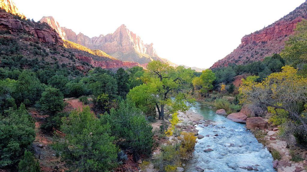 Parques Nacionales EEUU: Zion Park