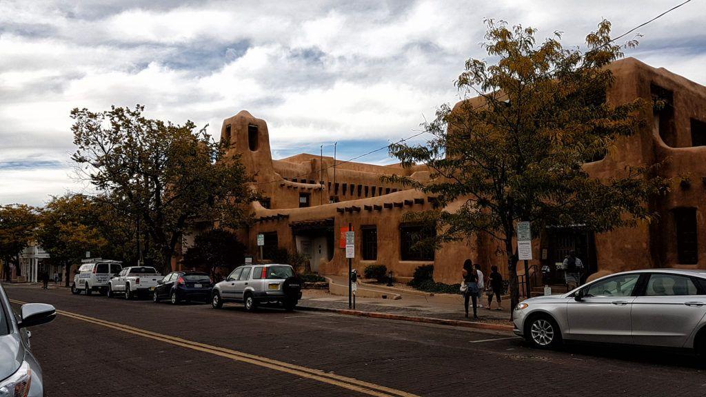 Edificios en Santa Fe