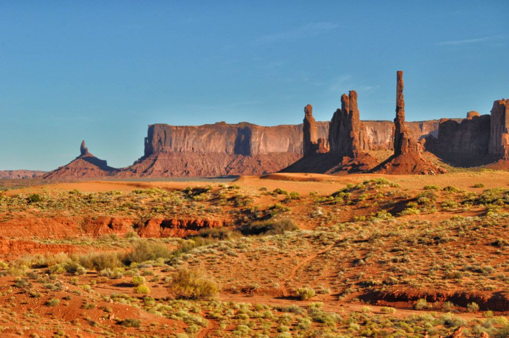 Etapa 9 de la Ruta 66: Monument Valley
