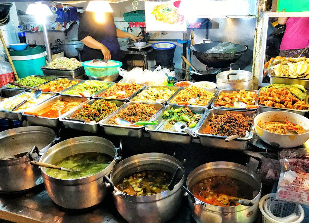 Guía de Tailandia: Comida callejera en Tailandia