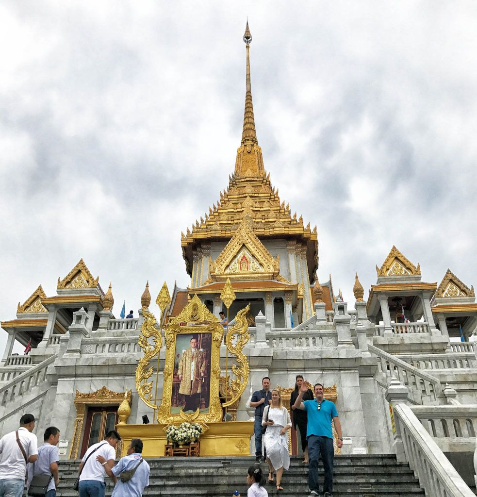 Qué ver en Bangkok en 3 días: Wat Traimit