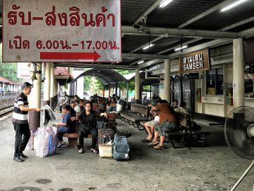 Cómo ir de Bangkok a Ayutthaya