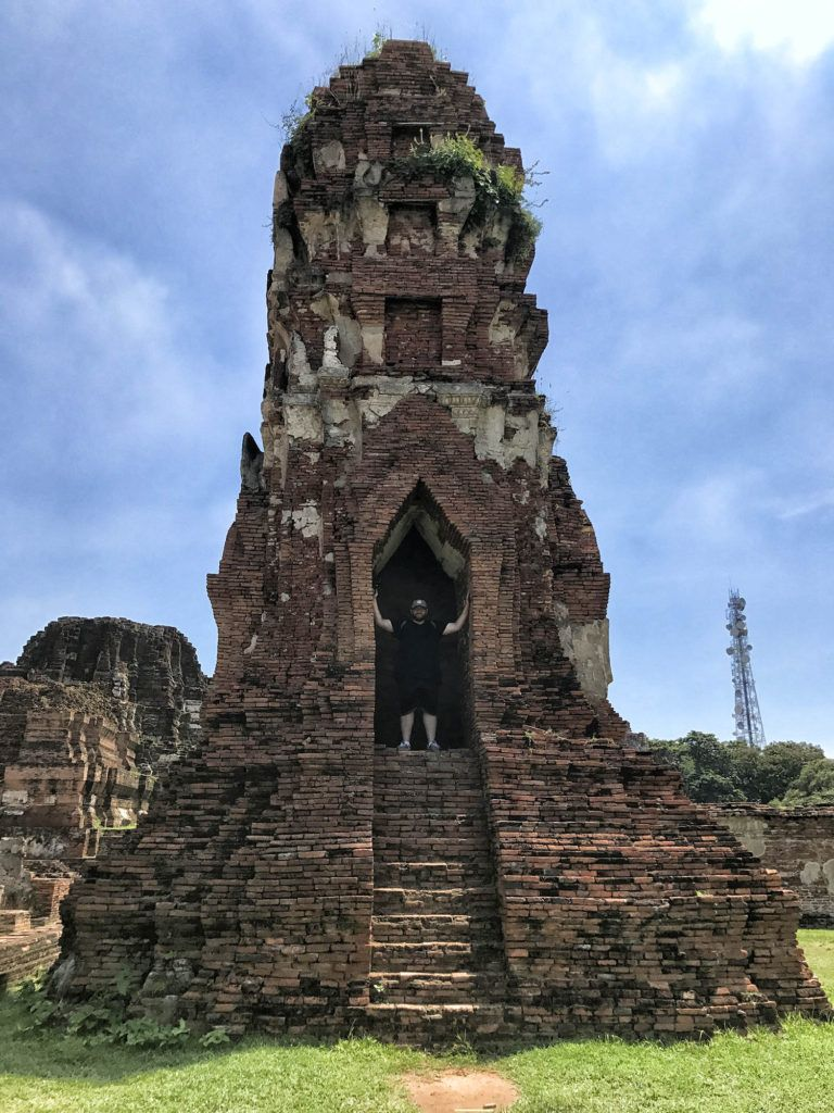 Qué ver en Ayutthaya: Wat Maha That