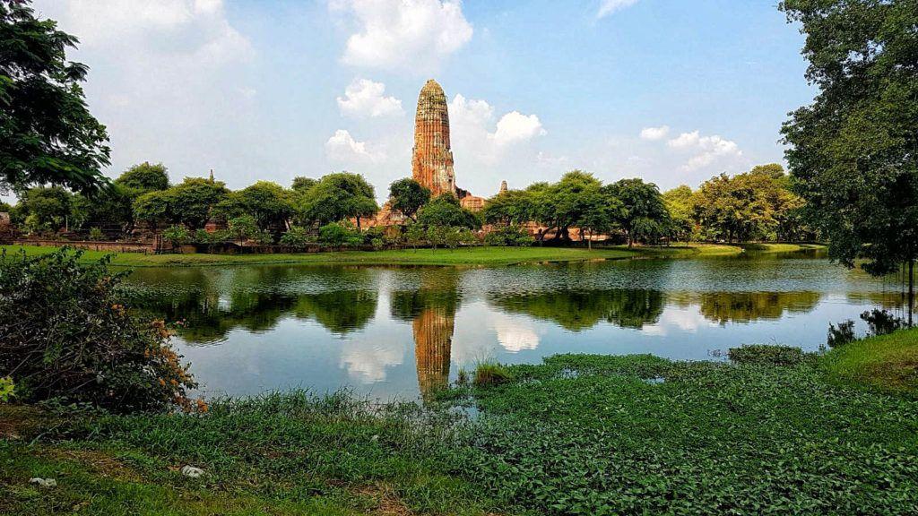 Qué ver en Ayutthaya: Wat Chaiwatthanaram