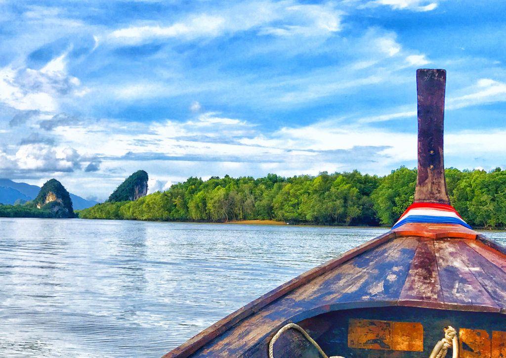 Guía de Tailandia: Krabi