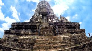 Qué ver en Ayutthaya: Wat Ratchaburana - visado para Tailandia