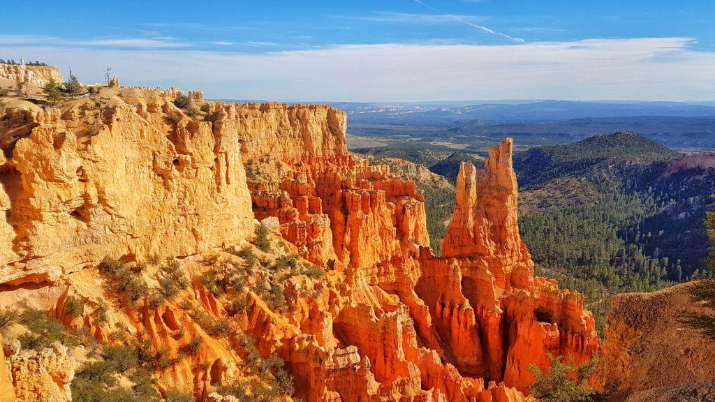 Etapa 10 de la Ruta 66: Bryce Canyon