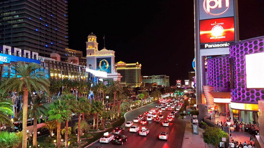 Etapa 10 de la Ruta 66: Strip Las Vegas