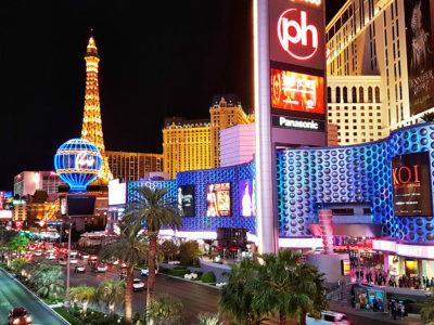 Qué hacer en Las Vegas en dos días