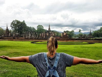 Qué ver en Sukhothai en un día [VÍDEO]